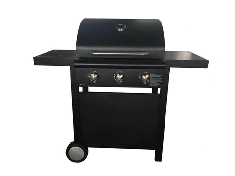 BBQ Warehouse 3 Burner Gas Grill