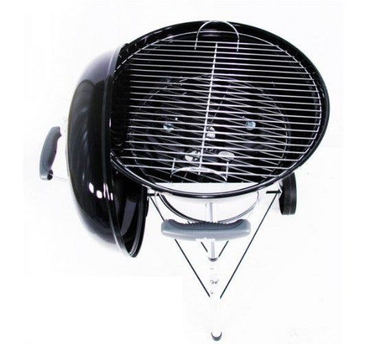 weber compact kettle 47cm 18 5 charcoal grill bbq warehouse. Black Bedroom Furniture Sets. Home Design Ideas