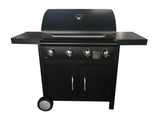 BBQ WAREHOUSE 4 Burner GAS BBQ Grill