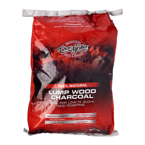 Char-Griller Lump Wood Charcoal