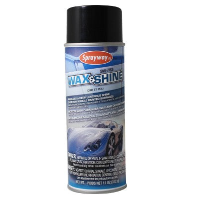 Sprayway Wax & Shine