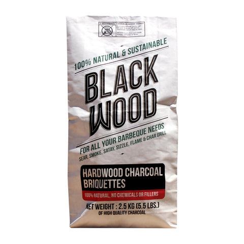 Blackwood Briquette Charcoal 2.5kg, Blackwood