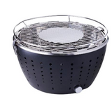 BBQ Warehouse Smokeless Charcoal Grill