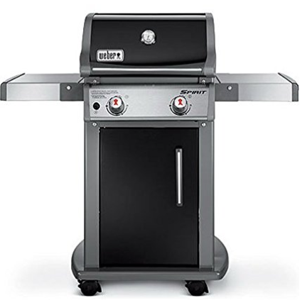 Weber, E210 - Spirit 2 burner, Black