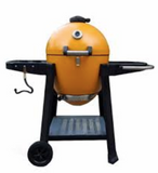 BBQ Warehouse Steel Kamado Egg - Charcoal Grill