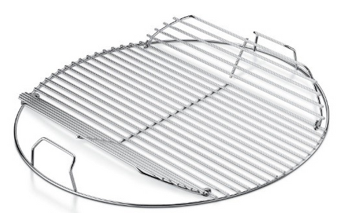 Weber 57cm Original Kettle Premium Cooking Grate (Stainless Steel) 7437