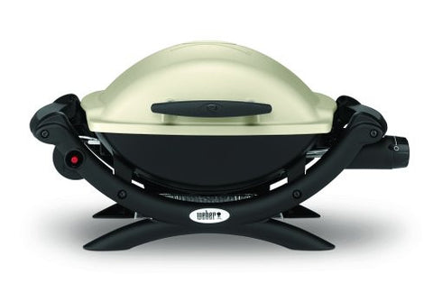 Weber, Q1000 Series Gas Grill - Low Lid - BBQ Warehouse