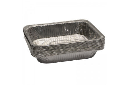 Aluminum Foil Tray Big, Bbq Buddy - BBQ Warehouse - 1