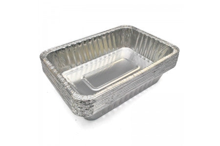 Aluminum  Small Foil Tray, Bbq Buddy - BBQ Warehouse - 1