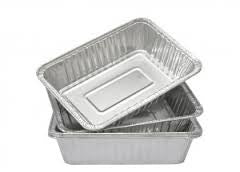 BBQ Drip Trays Small Aluminium, Grillman - BBQ Warehouse