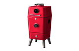 Everdure by Heston Blumenthal 4K Electric Ignition Charcoal Outdoor Oven - Red