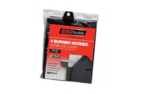 BBQ Cover 4 burner medium Duty, Bbq Buddy - BBQ Warehouse