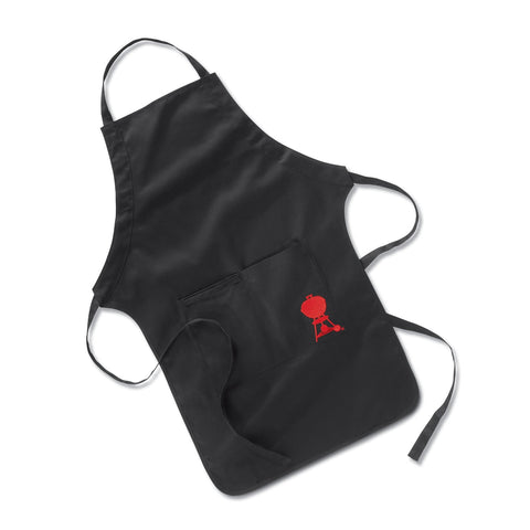 Weber, Bbq Apron - Black - BBQ Warehouse - 1