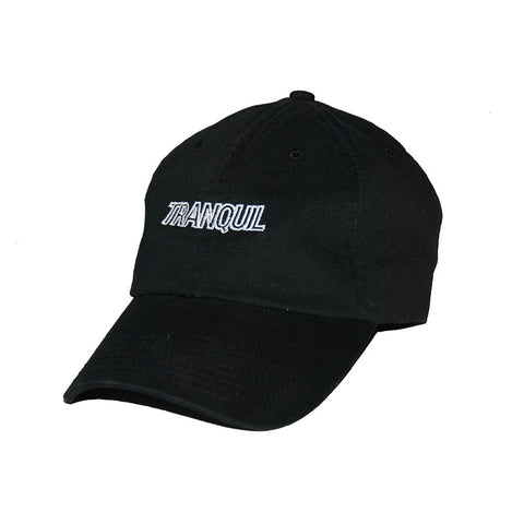 OUTLINE CAP BLACK