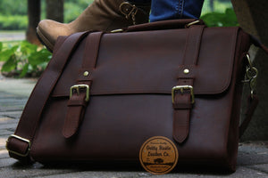 A Lifetime Leather Bag