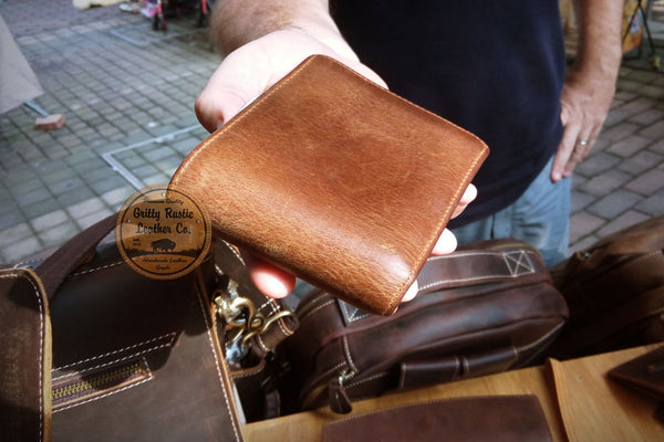 Proud to Buy our Leather Goods