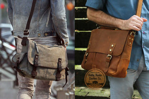 The Differences Between Messenger Bags and Satchel Bags