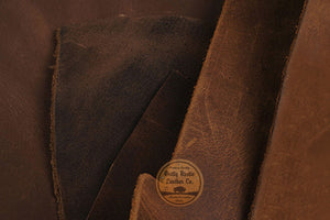 What is Full-Grain Leather?