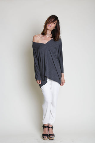 Sonja Top Ribbed