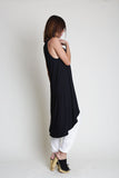 MARINA 3/4 DRESS RIBBED