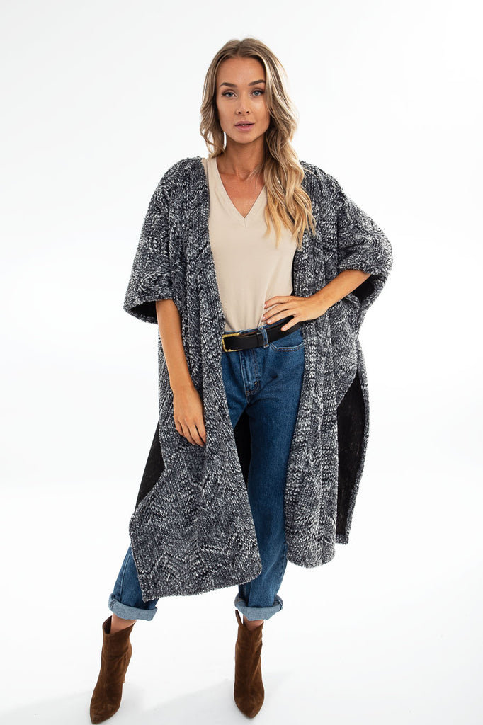 MILAN CARDIGAN LONG snuggle amara