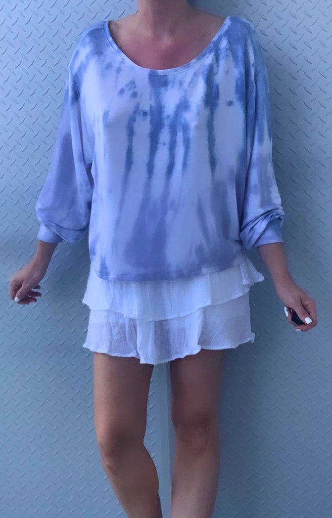 ACE SWEATER tie dye