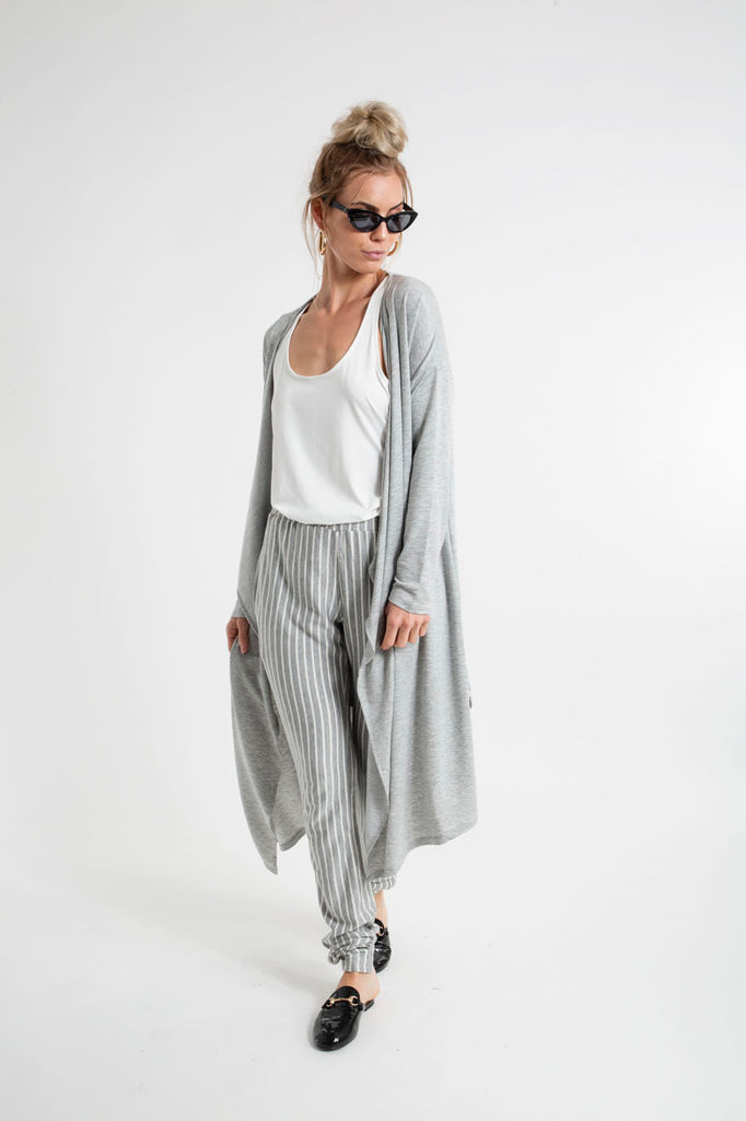 BRENTWOOD CARDIGAN LONG