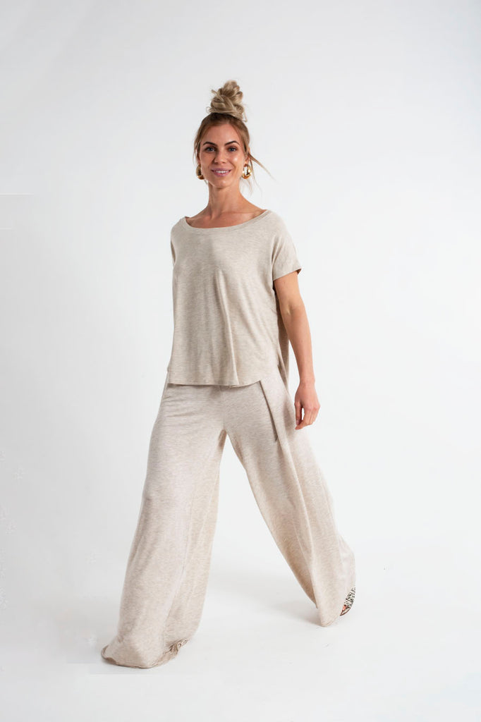 PALAZZO PANTS baby french