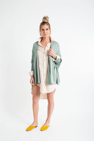 MILAN CARDIGAN LONG