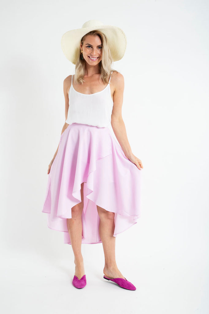 KASKADE SKIRT twill stripes