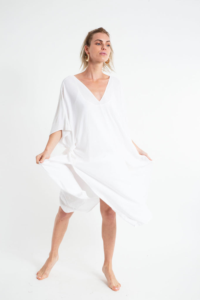 YK BEACH COVERUP