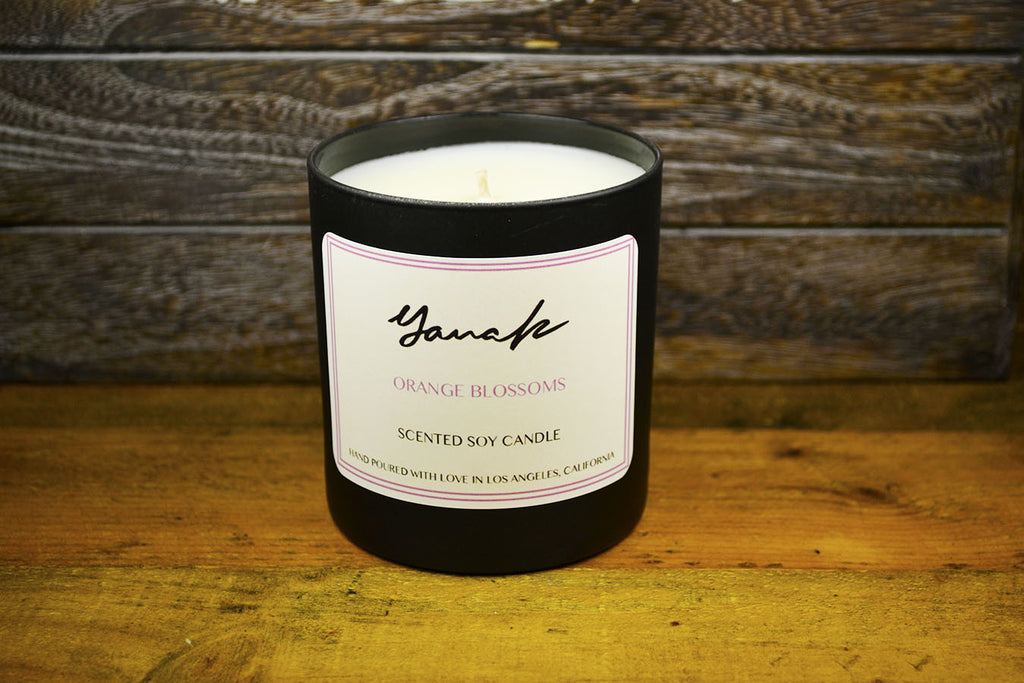 CANDLE - ORANGE BLOSSOM