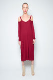 CLYDE DRESS RIB