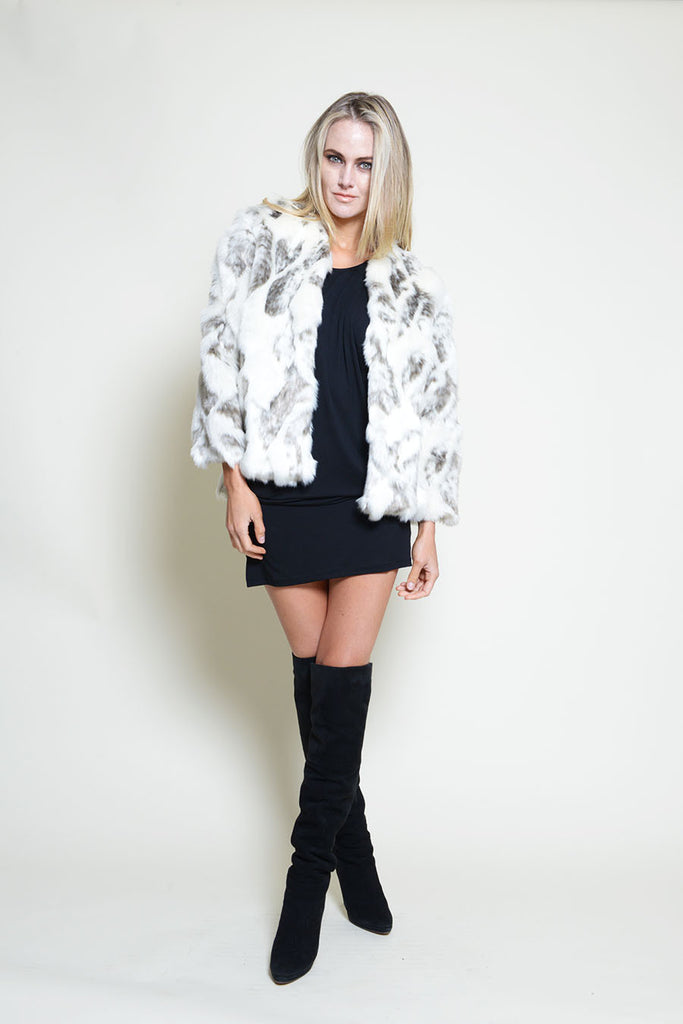 KIMMY JACKET FAUX FUR