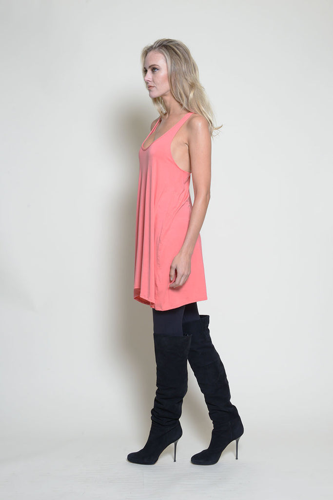 ANGIE MINI TUNIC