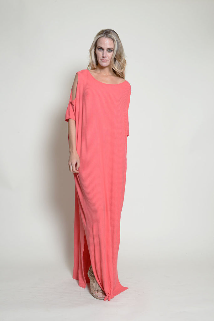 PONCHO MAXI OPEN SHOULDER