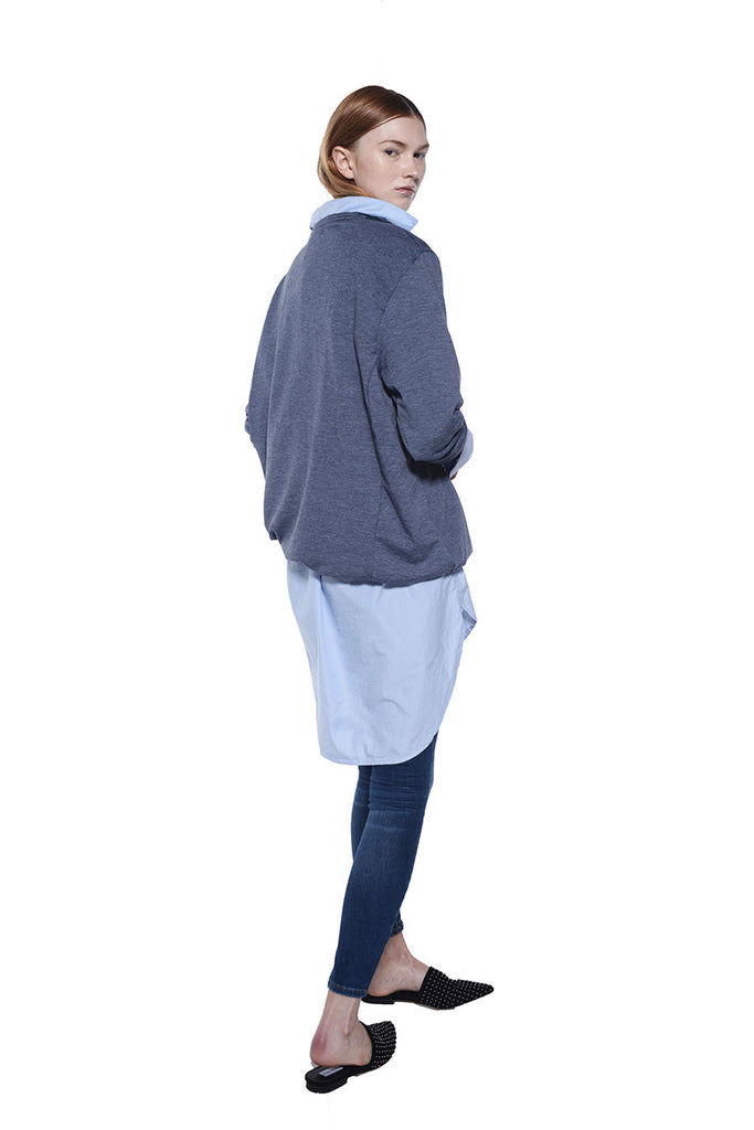 VENICE FLEECE SWEATER