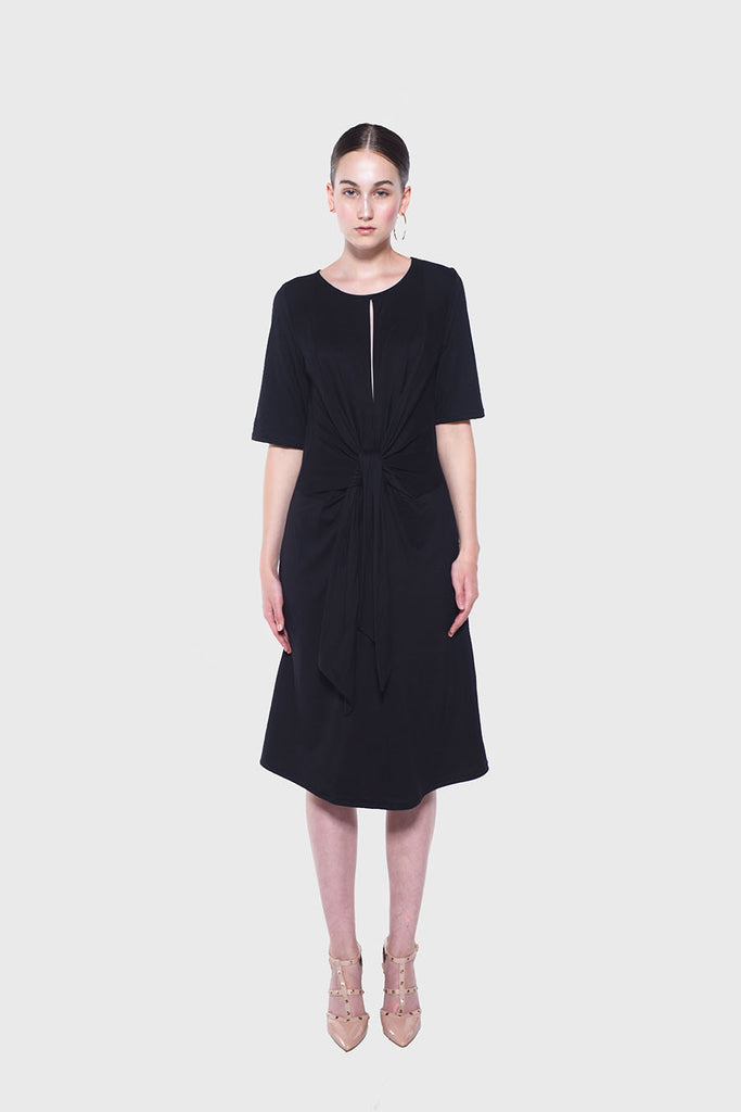 TURLINGTON MINI TIE DRESS