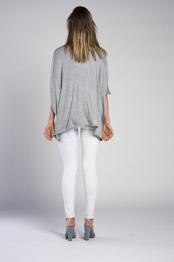 TARA MID SLEEVE TOP