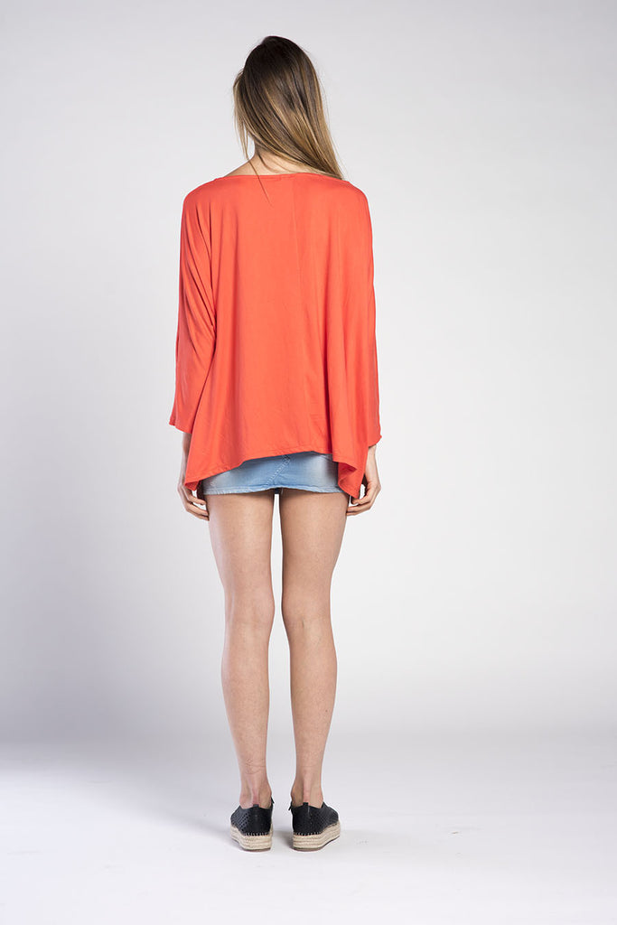TARA LONG SLEEVE TOP