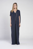TARA 3/4 SLEEVE MAXI DRESS