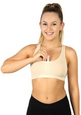 The Handee Bra Nude bamboo NBCF breast cancer research