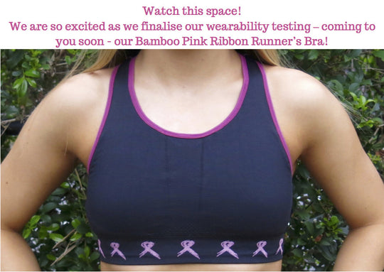 Handee Bra Runner's Bra- COMING SOON