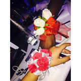 Custom made Corsage and boutonniere