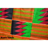 Kente Gladiator Flats (Choose your fave fabric)