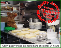 Sally's Pastry Recipes