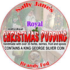 A Christmas Pudding Saga