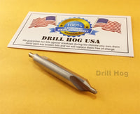 #2 Pilot Bit Starter Drill 5/64 Countersink Bit Lifetime Warranty Drill Hog USA
