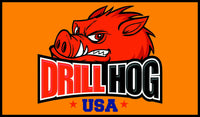"Drill Hog 4"" Cut Off Wheel 4x5/8"" Cutoff Blade Metal Steel Angle Grinder 10 Pack"