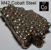 21 Pc Cobalt Drill Bit Set Twist M42 Round Shank Lifetime Warranty Drill Hog
